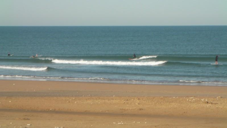 Surf report Grand Village - France (17) 2012-08-11 09:00:00