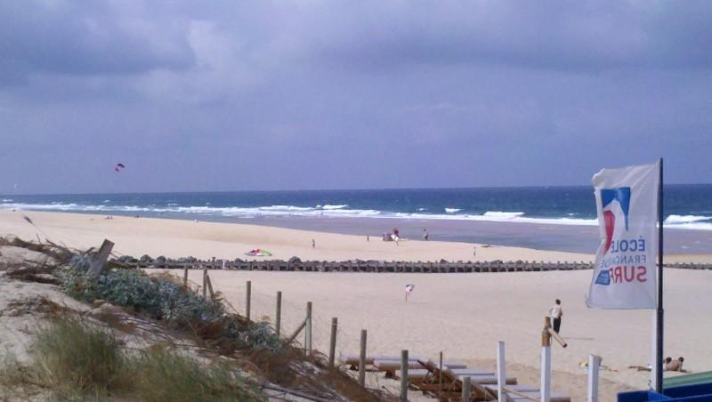 Surf report Seignosse - Le Penon - France (40) 2012-08-11 11:30:00