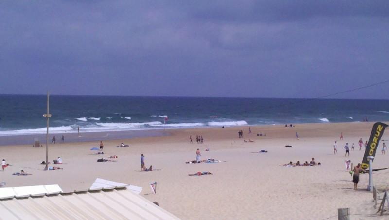 Surf report Seignosse - Le Penon - France (40) 2012-08-11 11:30:00