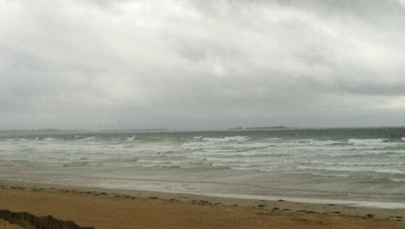 Surf report Sainte Barbe - France (56) 2012-08-13 15:45:00