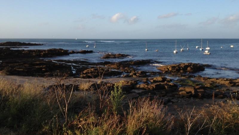 Surf report La pulantes - France (85) 2012-08-16 10:02:00