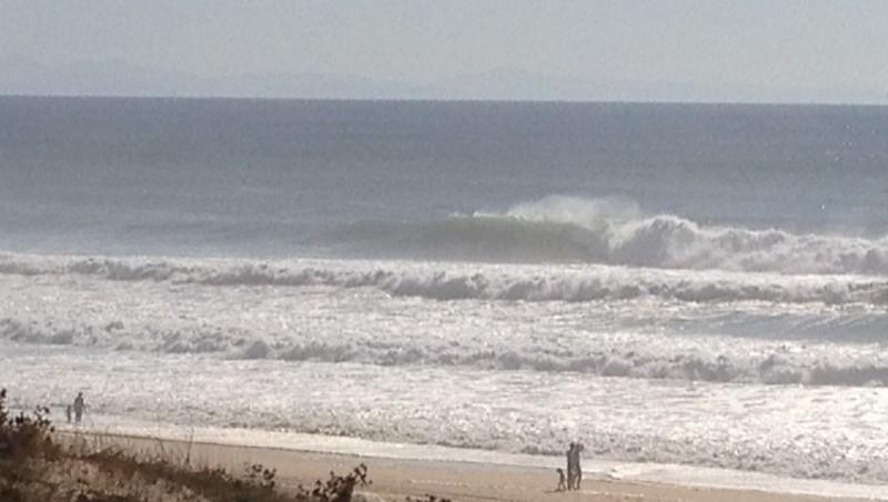 Surf report Seignosse - Les Estagnots - France (40) 2012-08-16 19:00:00