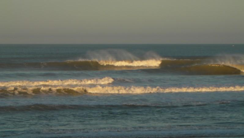 Surf report Grand Village - France (17) 2012-08-17 07:30:00
