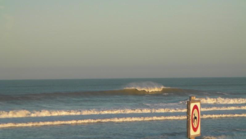 Surf report Grand Village - France (17) 2012-08-17 07:30:00