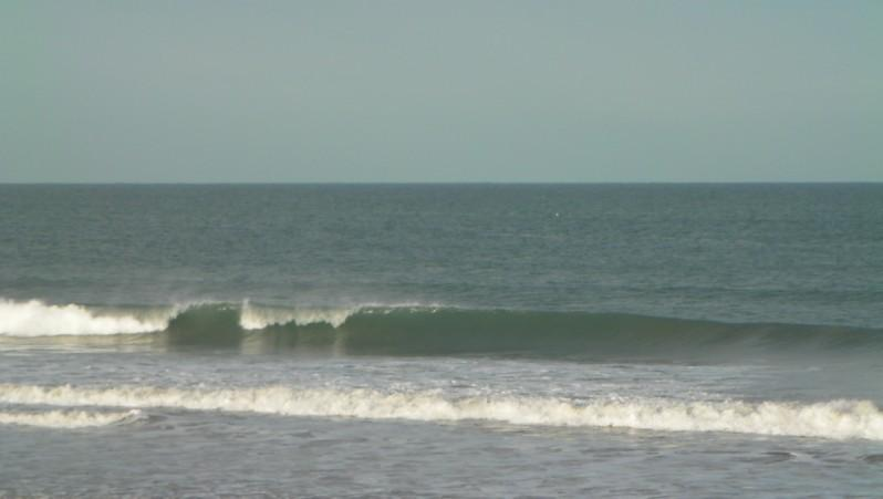 Surf report Grand Village - France (17) 2012-08-23 09:00:00