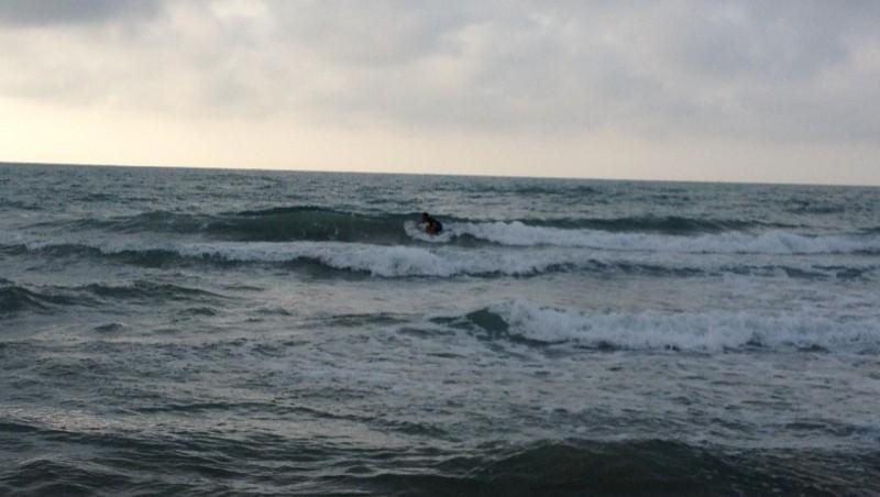 Surf report Les Arresquiers - France (34) 2012-08-24 08:00:00