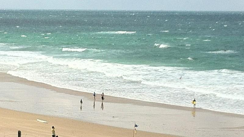 Surf report Cap Frehel (Poori) - France (22) 2012-08-26 09:30:00