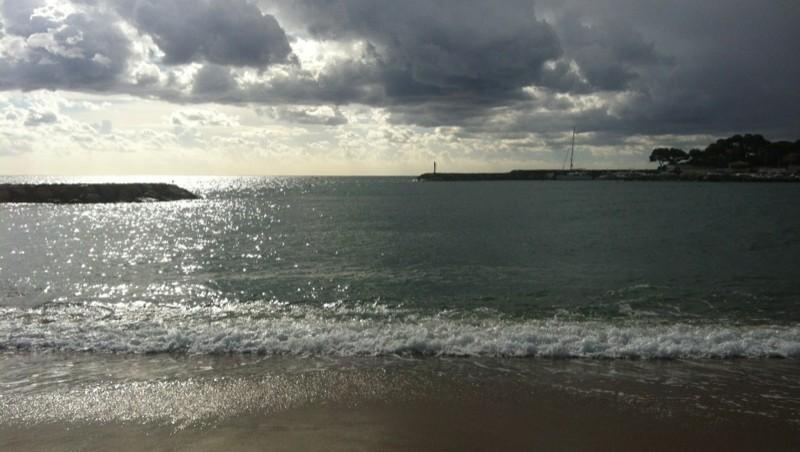 Surf report Saint-Aygulf - Zone Kite - France (83) 2012-09-02 10:05:00