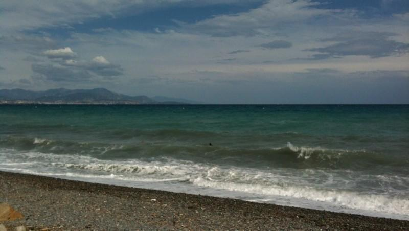 Surf report Antibes - Fort Carré  - France (06) 2012-09-02 14:00:00
