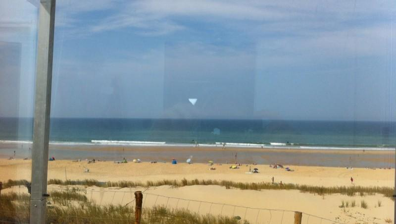 Surf report Le Grand Crohot - France (33) 2012-09-05 12:20:00