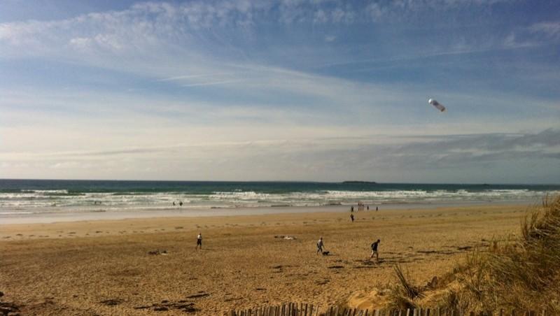 Surf report Sainte Barbe - France (56) 2012-09-10 16:07:00