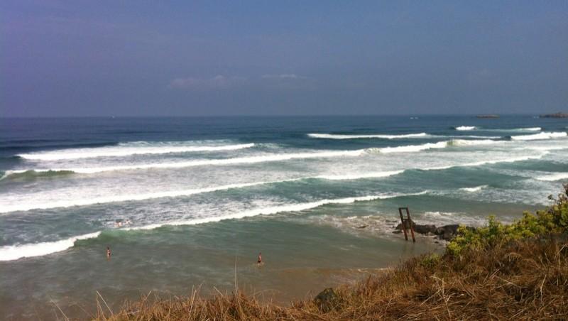 Surf report Marbella - France (64) 2012-09-11 12:18:00