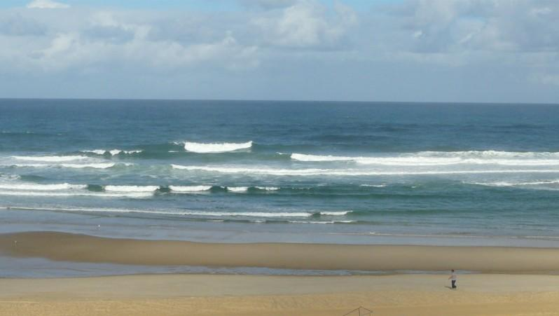 Surf report Cap de l'Homy - France (40) 2012-09-13 10:30:00