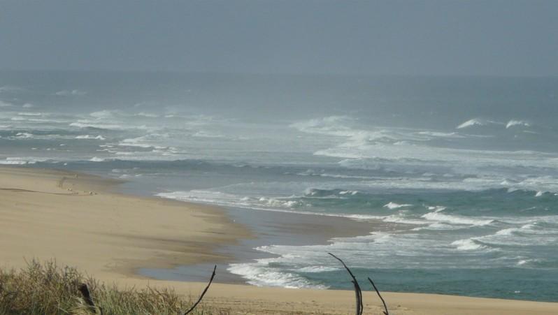 Surf report Cap de l'Homy - France (40) 2012-09-13 10:30:00