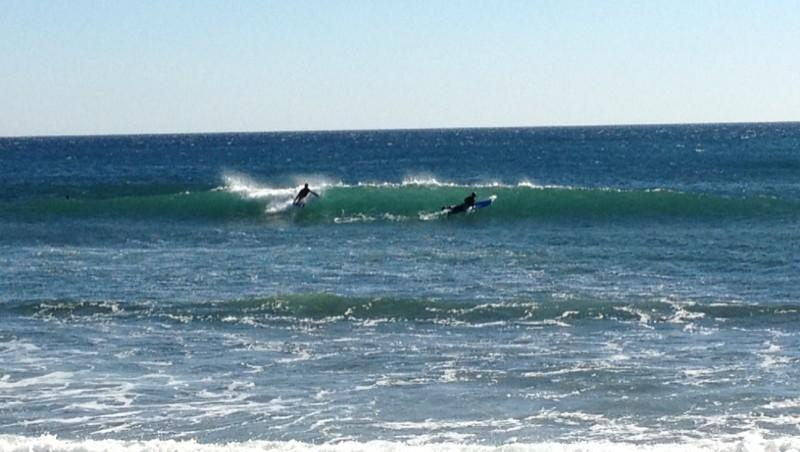 Surf report Sausset-les-Pins - L'Hermitage - France (13) 2012-09-14 16:44:00