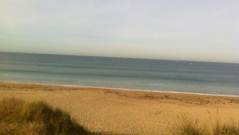 Surf report Fort Bloqué - France (56) 2012-09-20 09:00:00