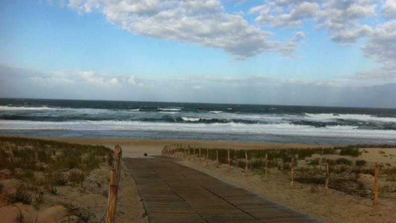 Surf report Le Grand Crohot - France (33) 2012-09-24 10:11:00