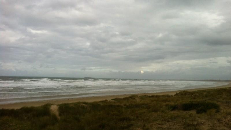 Surf report La Guerite - France (56) 2012-09-24 10:30:00