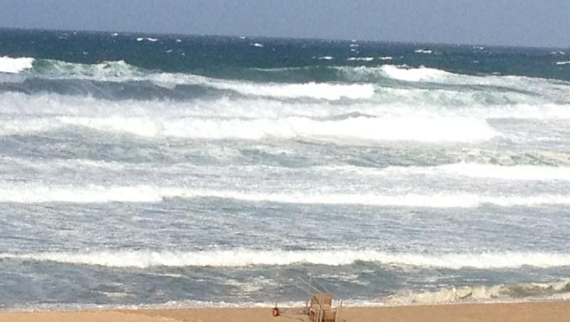 Surf report Seignosse - Les Estagnots - France (40) 2012-09-24 12:00:00
