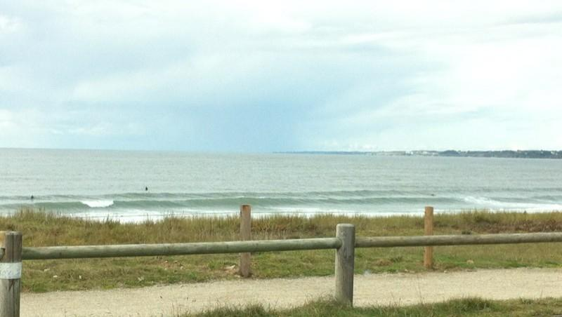 Surf report Fort Bloqué - France (56) 2012-10-14 14:08:00
