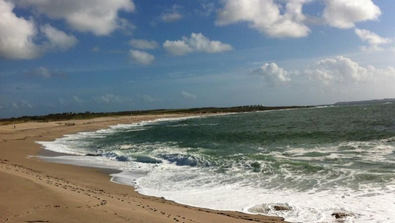 Surf report Pointe des Kaolin - France (56) 2012-10-16 15:39:00