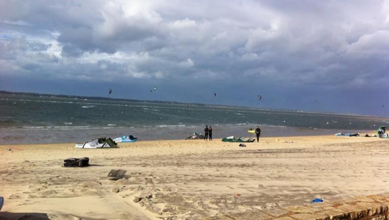 Surf report Arcachon - Les Arbousiers - France (33) 2012-11-02 14:53:00