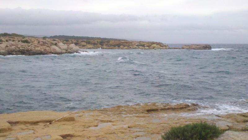 wave report La Couronne - France (13) 2012-11-03 10:15:00