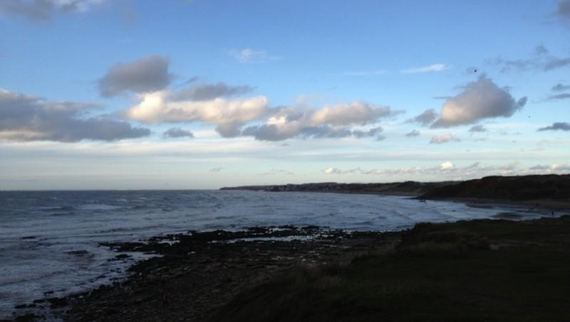 Surf report Wimereux - La Pointe aux Oies - France (62) 2012-11-04 10:25:00