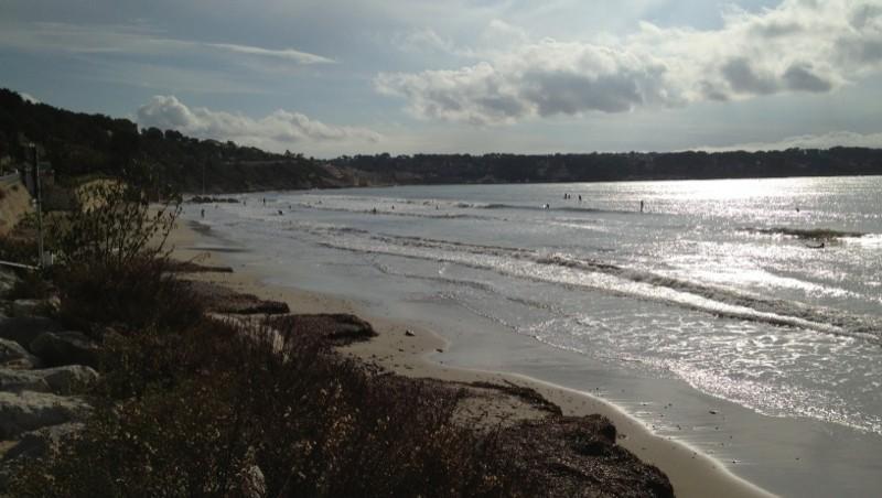 Surf report Plage du Lido - France (83) 2012-11-11 11:55:00