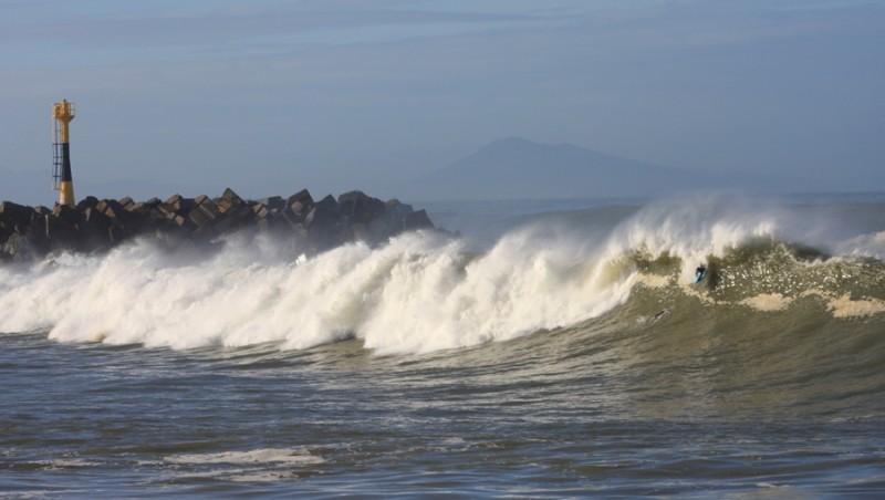 Surf report Anglet La Barre - France (64) 2012-11-12 11:30:00