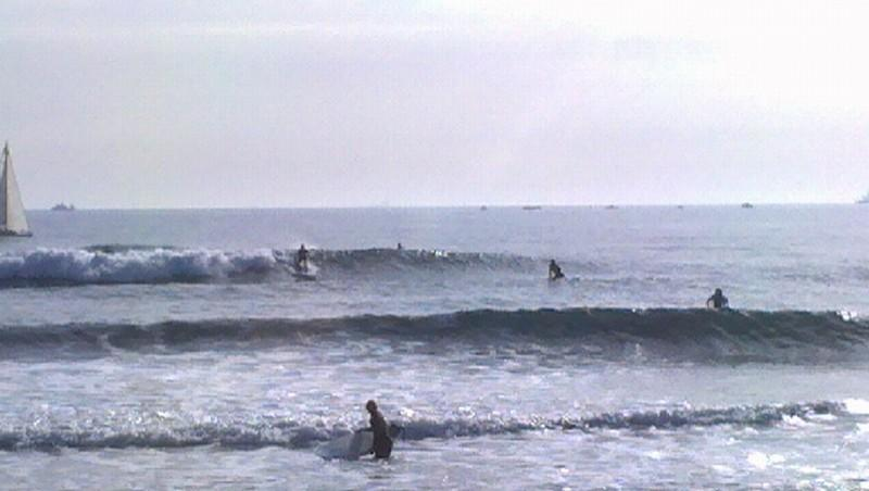 Surf report Carro - France (13) 2012-11-14 14:30:00