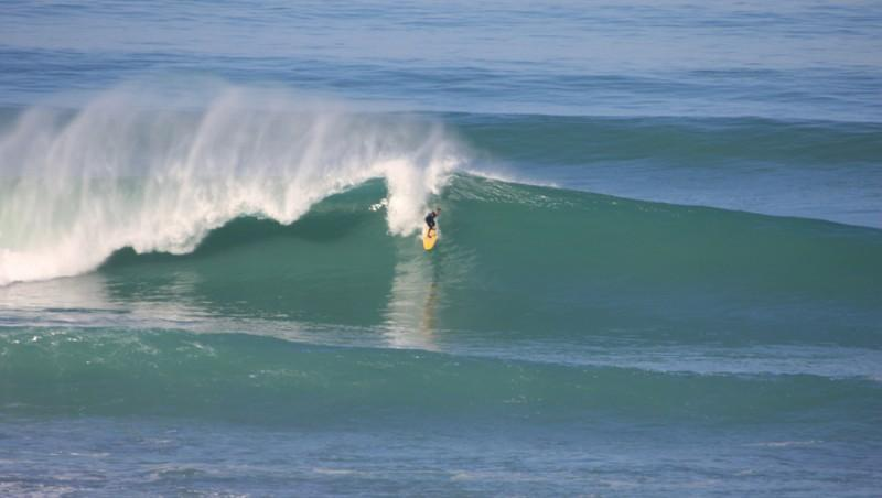 Surf report Avalanche - France (64) 2012-11-15 12:30:00