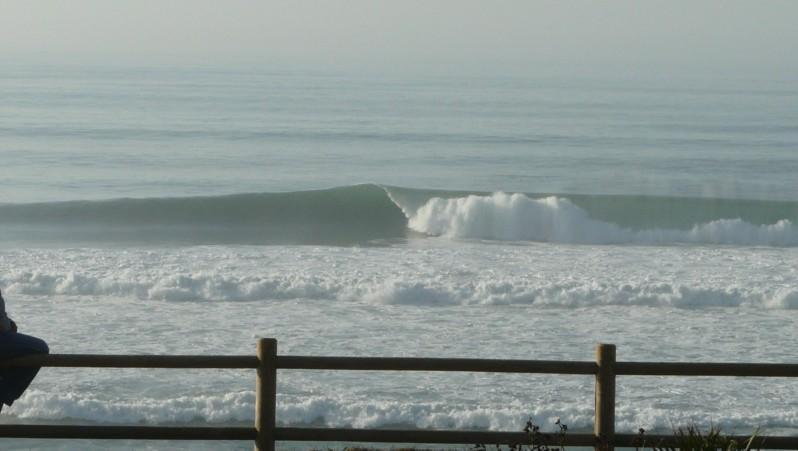 Surf report Cap de l'Homy - France (40) 2012-11-15 15:40:00