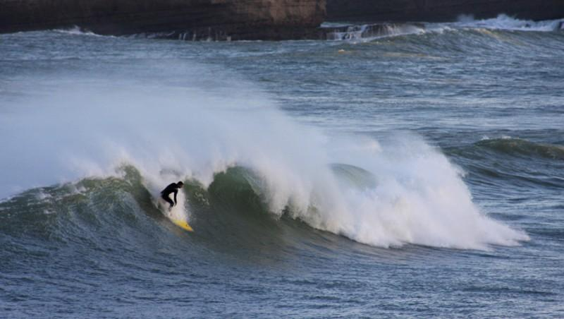 Surf report Biarritz - Grande Plage - France (64) 2012-11-16 08:30:00