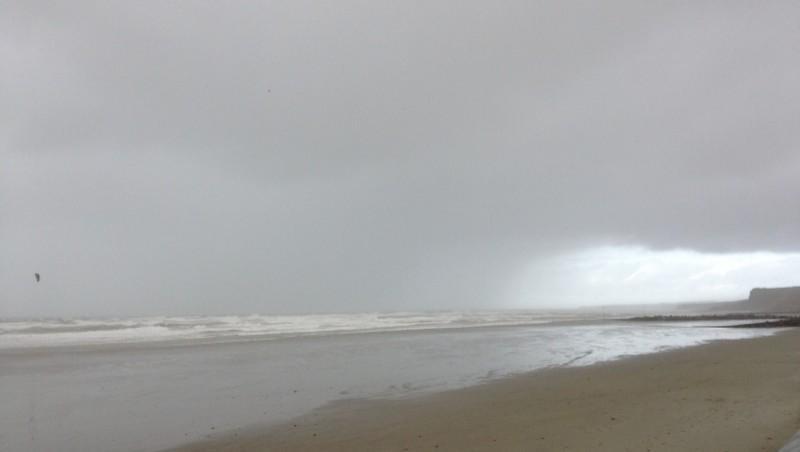 Surf report Wimereux - Plage Nautique - France (62) 2012-11-25 13:23:00