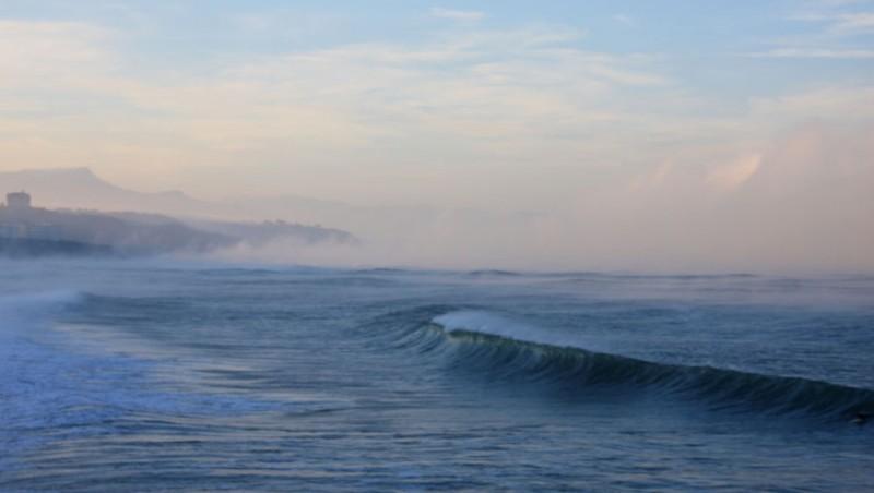 Surf report Côte des Basques - France (64) 2012-12-01 09:00:00