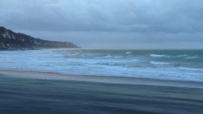 Surf report Antifer - France (76) 2012-12-04 11:00:00