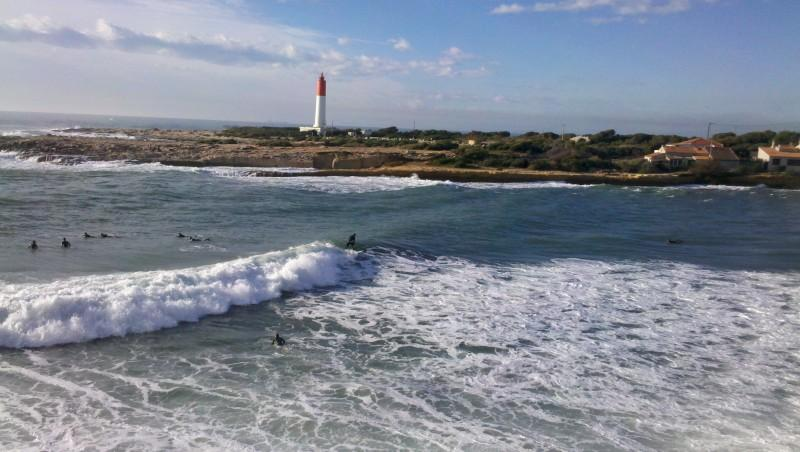 Surf report La Couronne - France (13) 2012-12-15 10:45:00