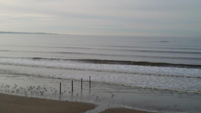 Surf report Gohaud - France (44) 2012-12-21 13:00:00