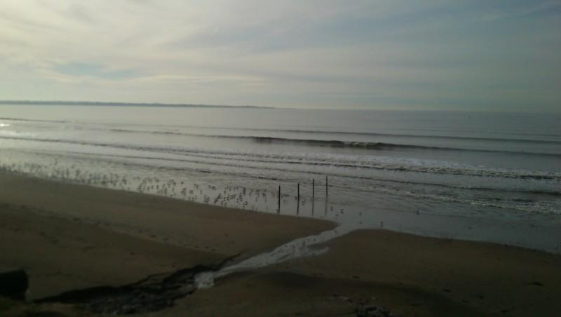 Surf report Gohaud - France (44) 2012-12-21 13:00:00