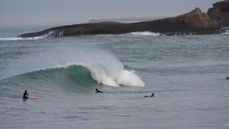 wave report Biarritz - Grande Plage - France (64) 2012-12-22 08:30:00
