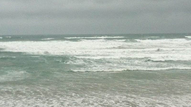 Surf report La Torche - France (29) 2012-12-24 13:00:00
