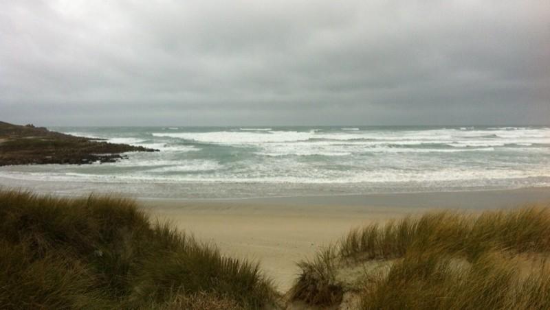 Surf report La Torche - France (29) 2012-12-24 13:00:00