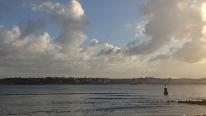 Surf report La Bougie - France (64) 2012-12-26 12:58:00
