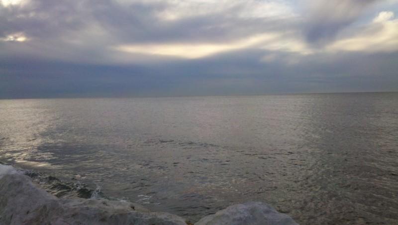 Surf report Sausset les Pins - Plage du Port - France (13) 2012-12-26 09:10:00