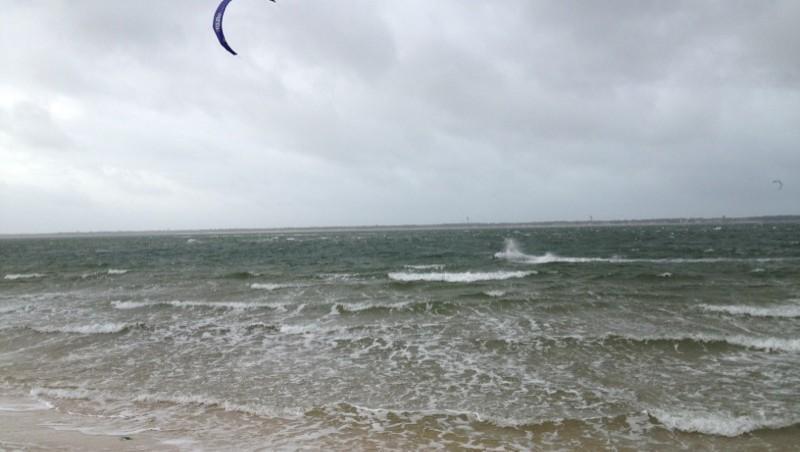 Surf report Arcachon - Les Arbousiers - France (33) 2012-12-27 13:02:00