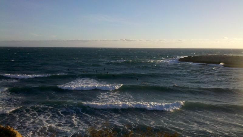 Surf report La Couronne - France (13) 2012-12-29 16:20:00