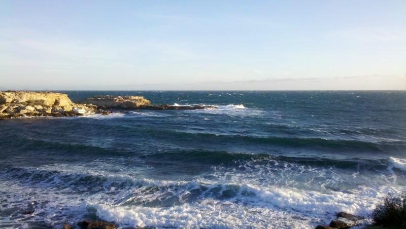 Surf report L'Arquet - France (13) 2012-12-29 16:25:00