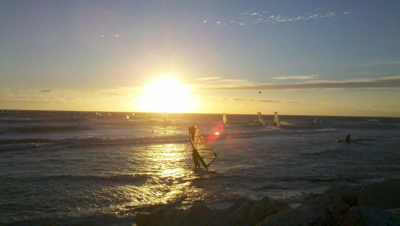 Surf report Carro - France (13) 2012-12-29 16:45:00