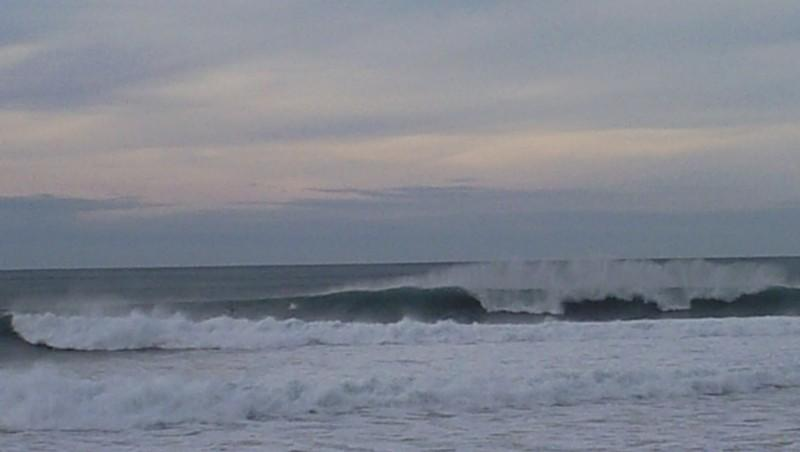 Surf report Lafiténia - France (64) 2012-12-31 16:00:00